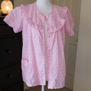 Hello Kitty shirt from Japan M new without tag